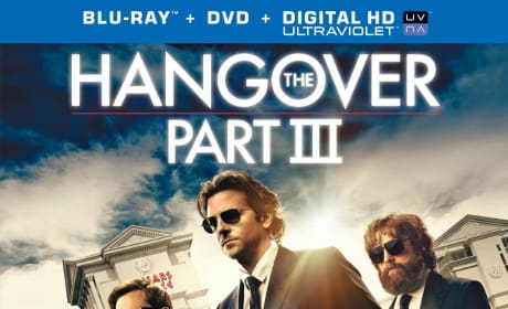 The Hangover Part III DVD Review: The Wolfpack Says Goodbye