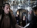 Elrond and Gandalf in The Hobbit