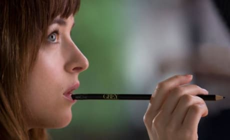 Fifty Shades of Grey Dakota Johnson Still Photo