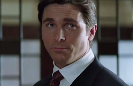 Christian Bale Bruce Wayne Photo