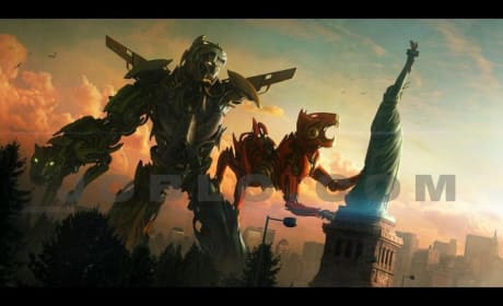 Get a Look at Concept Art for a Proposed Voltron Movie!