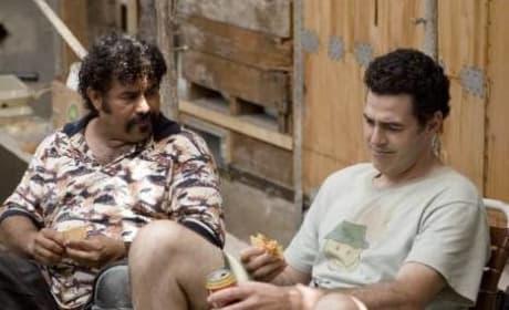 Jerry and Oswaldo