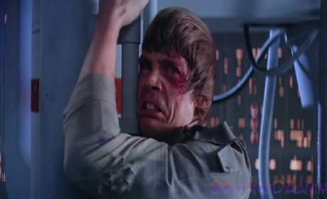 Empire Strikes Back Mark Hamill