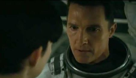 Matthew McConaughey Interstellar Star