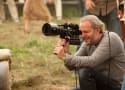 The Hunger Games: Mockingjay Re-Ups on Director Francis Lawrence