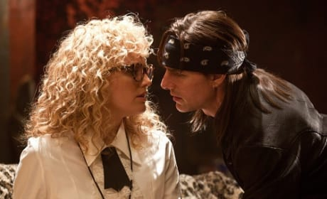 Rock of Ages: Malin Akerman on Tom Cruise and His Monkey