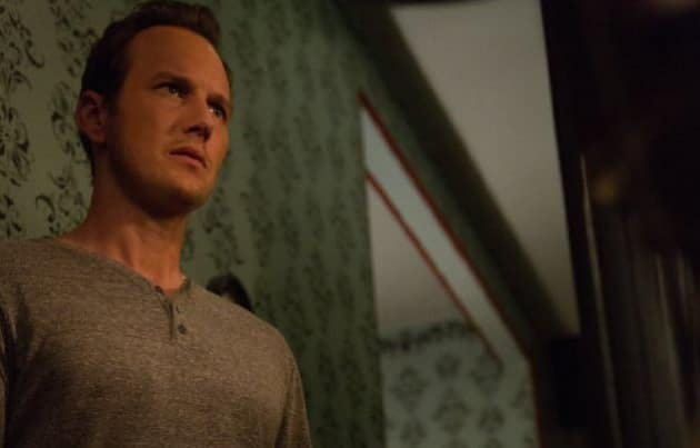Insidious Chapter 2 Star Patrick Wilson
