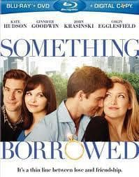 Something Borrowed Blu-Ray