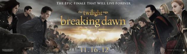 Breaking Dawn Part 2 Banner