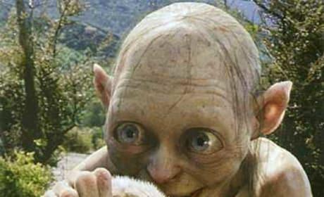 Guillermo del Toro: Gollum Will Go CG Again
