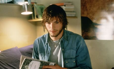 The Butterfly Effect Ashton Kutcher