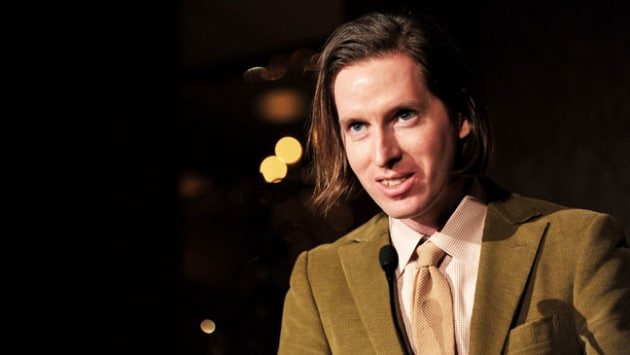 Wes Anderson Photo