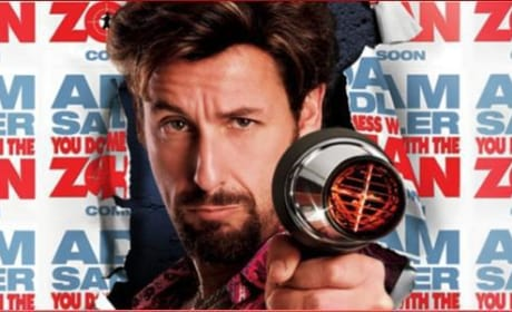 You Don't Mess with the Zohan Picture
