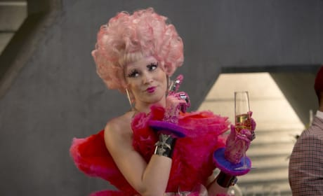 "Catching Fire: Elizabeth Banks, Lenny Kravitz & Jeffrey Wright on ""Making a Statement"""