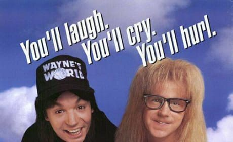 Wayne's World Movies