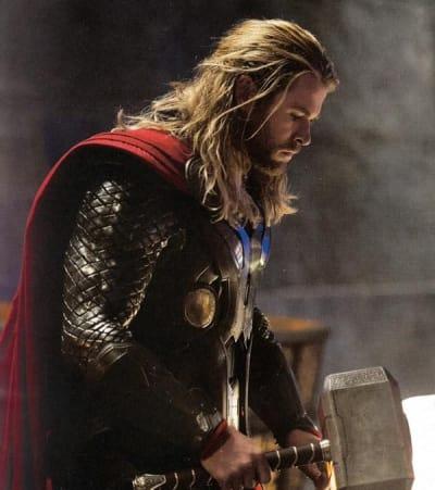 Thor The Dark World Star Chris Hemsworth