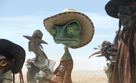 Rango: Oscar Nominee to be Re-Released in Theaters