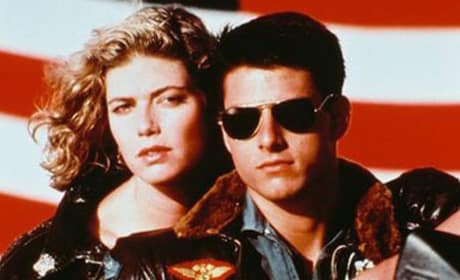 Top Gun 2 Hires a Writer: Tom Cruise Will Fly Again