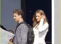 See Shia LaBeouf and Rosie Huntington-Whiteley in New Transformers 3 Set Photos!