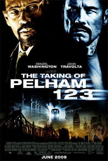 The Taking of Pelham 123 Poster