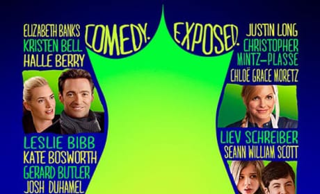 Movie 43 Poster Drops: Comedy Exposed