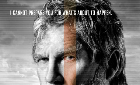 The Giver Jeff Bridges Character Poster