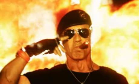 15 Explosive The Expendables 3 Quotes: I Am The Hague!