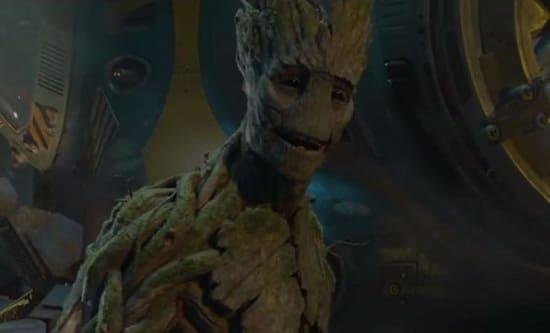 Guardians of the Galaxy Groot Blooper Reel