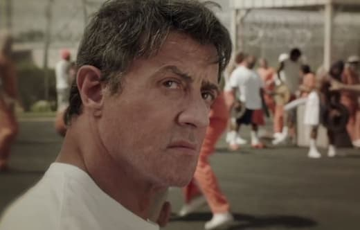 Escape Plan Star Sylvester Stallone