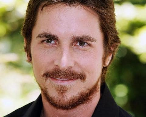 Christian Bale Photograph
