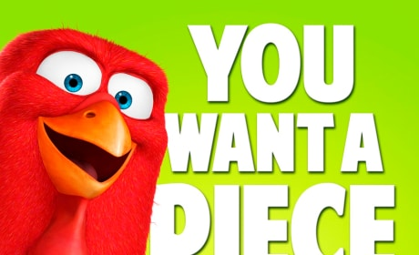 Free Birds You Want a Piece of Me Poster