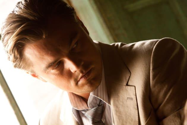 Leonardo Di Caprio as Dom Cobb