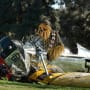 Harrison Ford Plane Crash Wookie