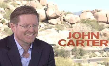 John Carter Exclusive: Director Andrew Stanton's Passion Project
