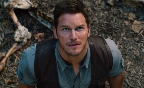 Chris Pratt Jurassic World Photo