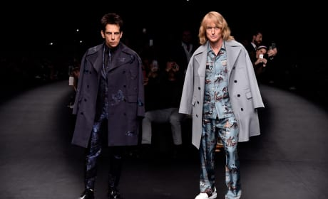 Zoolander 2 Announced: Derek & Hansel Hit Valentino at Paris Fashion Week!