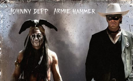 The Lone Ranger Trailer: They're Coming For You