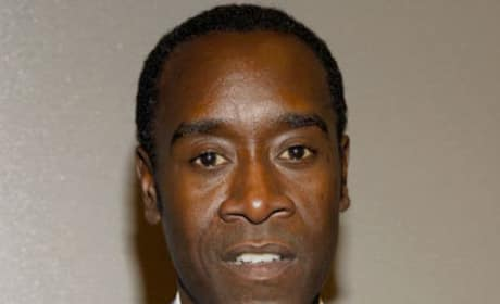 Don Cheadle Confirmed for Iron Man 2 and The Avengers