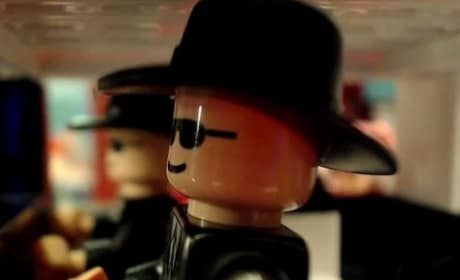 The Blues Brothers Legos