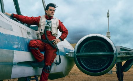 Star Wars The Force Awakens Character Photos Revealed: Happy May the Fourth!