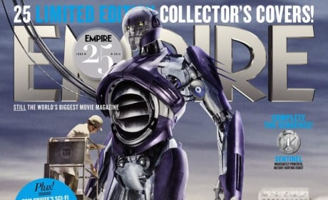 X-Men Days of Future Past: First Look at Sentinels!