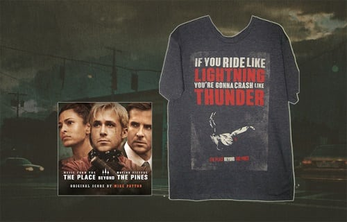 The Place Beyond the Pines Prize Pack
