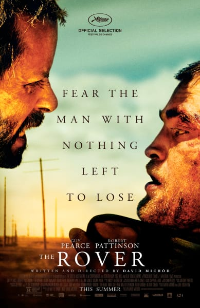 The Rover Movie Poster