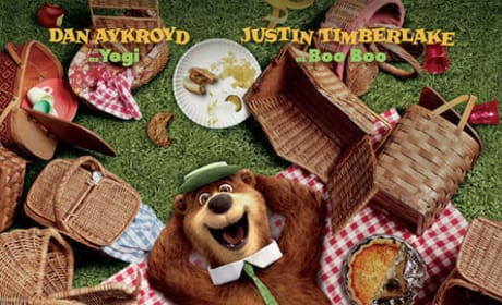Teaser Poster for Yogi Bear Released!