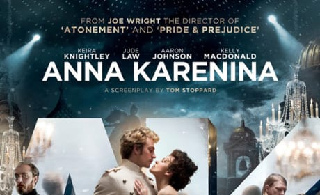 Anna Karenina Trailer and Poster Debut: Tolstoy's Classic Retold