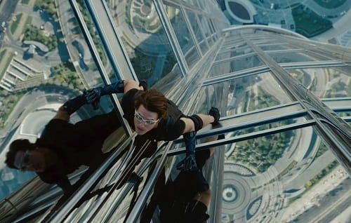 Tom Cruise Stars in Mission Impossible 4