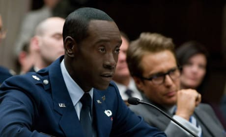 Col. James 'Rhodey' Rhodes