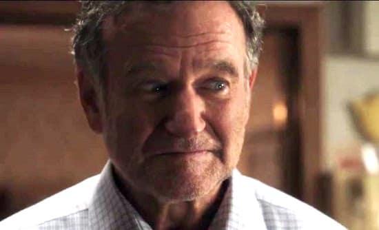 Merry Friggin' Christmas Robin Williams