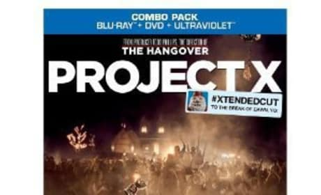 Project X Blu-ray DVD
