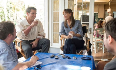 Alexander and the Terrible, Horrible, No Good, Very Bad Day: Steve Carell & Jennifer Garner Reveal Set Secrets!